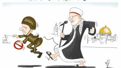 Photo of الشيخ عكرمة صبري يتحدى الاحتلال
