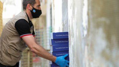 Photo of كابيتال بنك يرعى توزيع 1500 وجبة إفطار لمنازل الأسر المحتاجة وطروداً غذائية في إربد