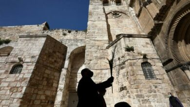 Photo of تأجيل فتح أبواب كنيسة القيامة في القدس المحتلة