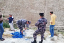 Photo of اربد.. انقاذ اردني سقط في منحدر جبلي