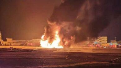 Photo of سائق شاحنة أنقذ مدينة مصرية من كارثة: لم أفكر بنفسي