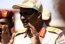 Photo of حميدتي: رفضنا هبوط طائرة وزير الخارجية القطري في الخرطوم لأن زيارته كانت مفاجئة