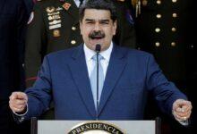 Photo of مادورو يحتفل بوصول أولى ناقلات النفط الإيرانية الخمس