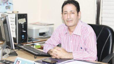 """Photo of التشكيلي العمري يشرف على مبادرة """"مدرستي أجمل بالألوان"""""""