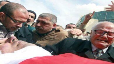 Photo of والد الشهيد القاضي رائد زعيتر في ذمة الله