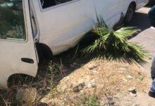 Photo of 14 إصابة بتصادم حافلة ومركبة بعجلون (صور)