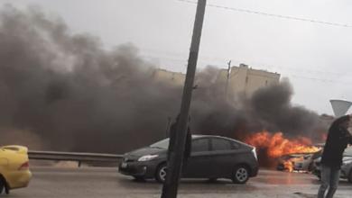 "Photo of ""السير المركزية"" تحذر من ظاهرة احتراق المركبات"