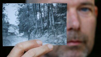 """Photo of بطاقة بريدية تكشف موقع """"رسالة وداع بالألوان"""" رسمها فان غوخ قبل انتحاره"""