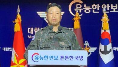 Photo of كوريا الشمالية تقتل مسؤولاً جنوبياً وتحرق جثته لدخوله مياهها!