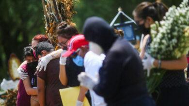 Photo of المكسيك.. حصيلة ضحايا كورونا تلامس الـ 75 ألفا