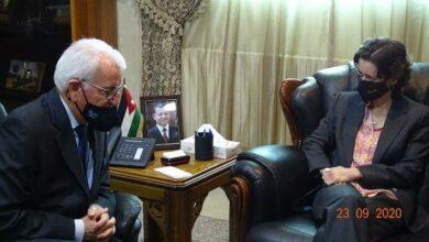 Photo of توق يدعو لزيادة أعداد الطلبة البريطانيين في الجامعات الأردنية
