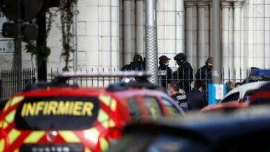 "Photo of 3 قتلى في هجوم ""نيس"" بفرنسا (فيديو وصور)"