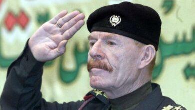 Photo of رفيق صدام حسين يرحل .. وفاة عزت الدوري