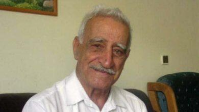 Photo of الموت يغيب الشاعر الفلسطيني حنا إبراهيم إلياس