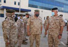 Photo of الحنيطي يفتتح المستشفى الميداني العسكري المخصص لمرضى كورونا
