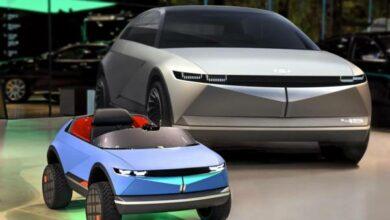 Photo of هيونداي موتورز تكشف النقاب عن أصغر سيارة كهربائية