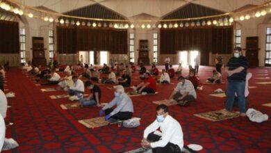 Photo of ساعة لأداء صلاة الجمعة خلال الحظر الشامل (تفاصيل)