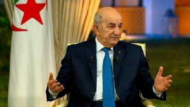 Photo of إدخال الرئيس الجزائري للمستشفى