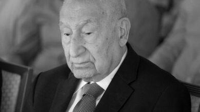 """Photo of رئيس مجلس أمناء جامعة فيلادلفيا """"عصفور"""" في ذمة الله"""