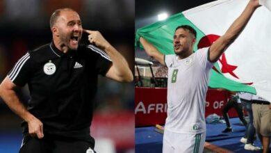 Photo of بلماضي يحسم مصير بلايلي مع المنتخب الجزائري