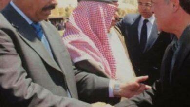 """Photo of الشيخ علي العساف يشكر أبناء """"خامسة"""" عمان"""
