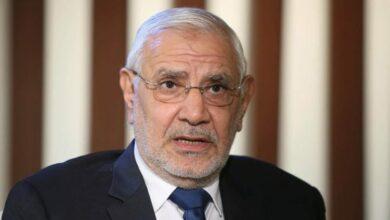 Photo of مصر.. وضع المرشح الرئاسي السابق أبوالفتوح على قوائم الإرهاب