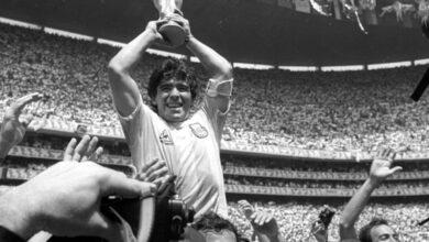Photo of وفاة الأسطورة مارادونا