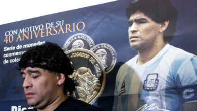 Photo of أجمل أهداف الأسطورة الأرجنتيني الراحل دييغو مارادونا (فيديو)