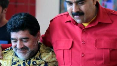Photo of مادورو: فنزويلا ستنظّم تكريماً شعبياً لمارادونا