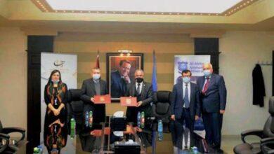 Photo of عمان الأهلية توقع اتفاقية تدريبية لطلبة قسم علم التجميل